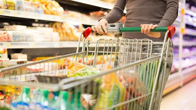 El supermercado manda a la hora de llenar la cesta