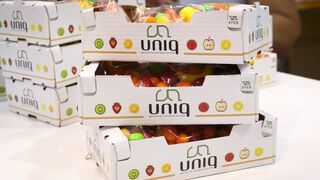 Uniq, referencia una vez más en Fruit Attraction