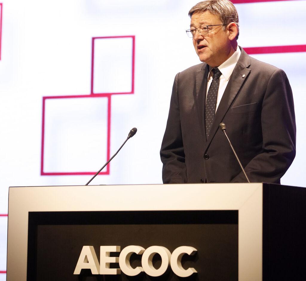 Ximo Puig i Ferrer, presidente de la Generalitat Valenciana
