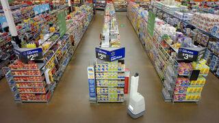 Los robots empiezan a invadir los supermercados de Walmart