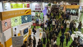 Éxito de participación extranjera en Fruit Attraction