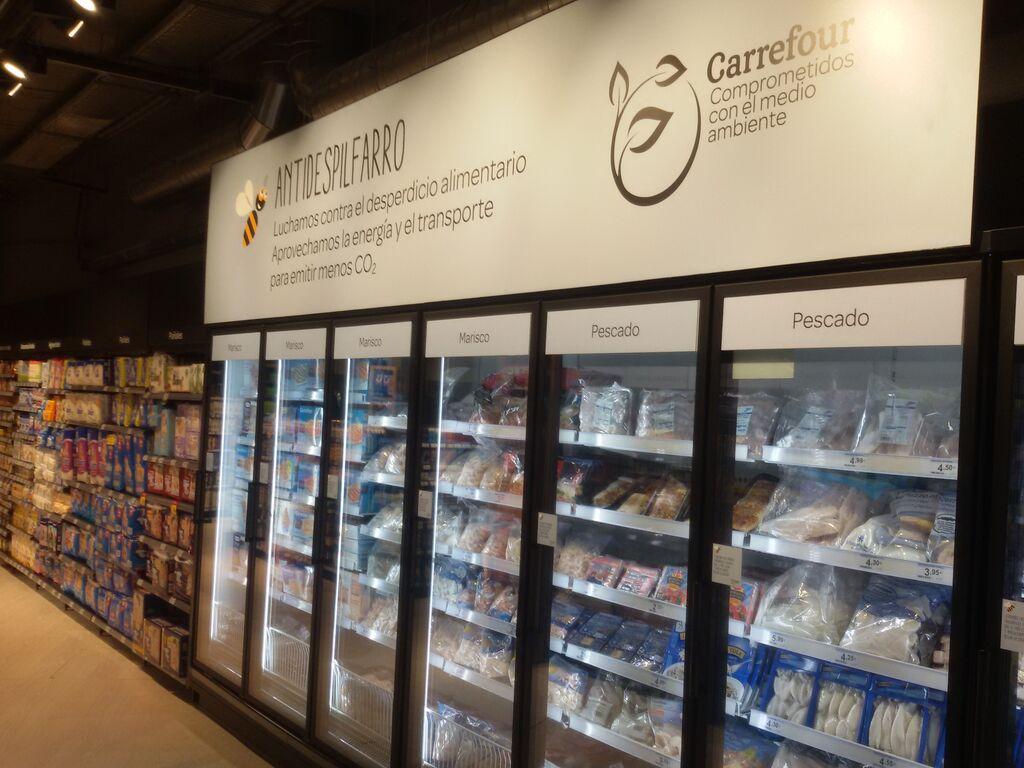 Carrefour fomenta la lucha contra el desperdicio alimentario