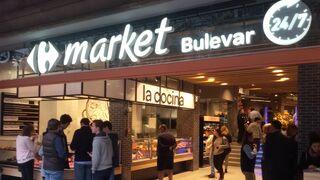 Así es el nuevo Carrefour Market Bulevar