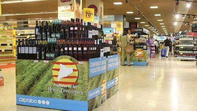 Caprabo: más ventas gracias a las cooperativas