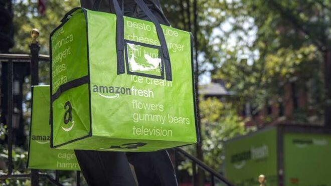 Amazon Fresh podría estar iniciando su adiós