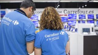 Carrefour sonríe en España, pero tuerce el gesto en Francia