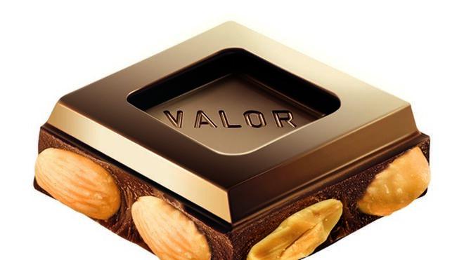 Un ejercicio muy 'dulce' para Chocolates Valor