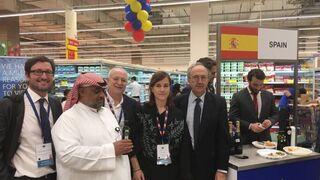 Arabia Saudí como oportunidad para los alimentos españoles