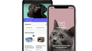 Mascoteros lanza su app móvil con más de 24.000 productos