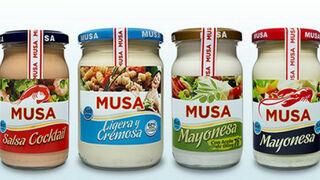 Ybarra compra la marca de salsas y mayonesas Musa