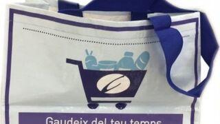 Condis elimina las bolsas de plástico en su ecommerce