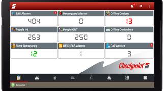 Checkpoint aumenta el control de las tiendas en tiempo real