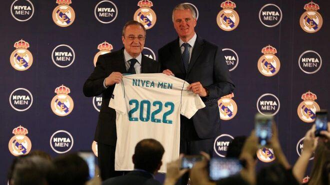 Nivea Men amplía a nivel global su pacto con el Real Madrid