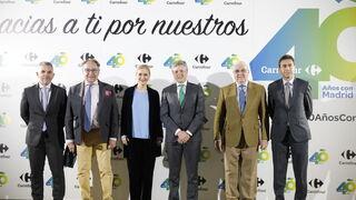 Carrefour y un aniversario especial: 40 años en Madrid
