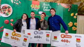 GMcash ya tiene ganadores de su concurso de chefs promesa