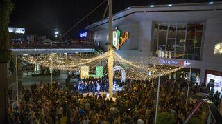 Navidad solidaria en los centros de Carrefour Property