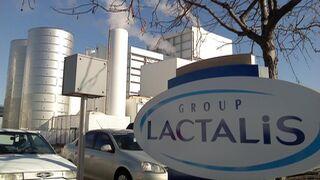 Riesgo de salmonela: Francia retira leche infantil Lactalis