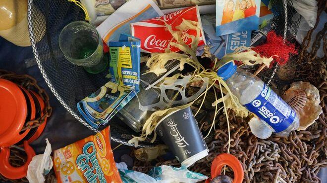 Convertir la basura marina en nuevos productos… es posible