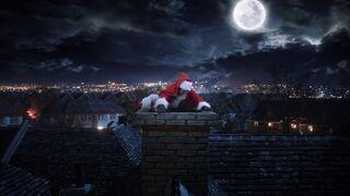 Los Reyes Magos de Pascual se ponen serios con Papá Noel