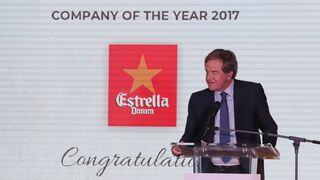 Damm recibe en Miami el premio a la Empresa del Año