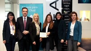 L'Oréal España se adhiere a la Alianza para la FP Dual