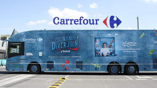 Llega a su fin la Caravana de la Salud de Carrefour