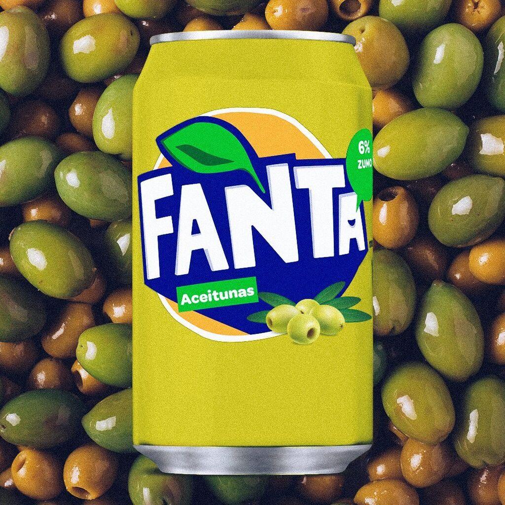 """Más uvas... esta vez con Fanta. """"Nos habíais estado pidiendo nuevos sabores para Fanta y parece que al fin los bosses os han escuchado"""", decía la firma"""