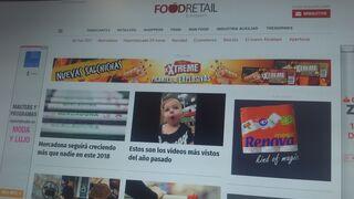 FoodRetail cerró 2017 con nuevo récord de lectores