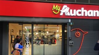 Auchan se prepara para hacer frente a Mercadona en Portugal