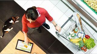 La tendencia de comprar en el súper... en horas de trabajo