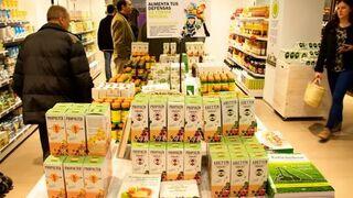 Viento en popa para el mercado de productos dietéticos