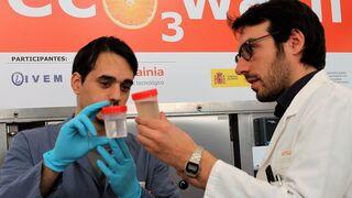 Primera planta que reutiliza agua del lavado de cítricos