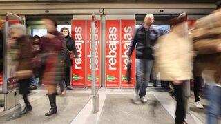 La afluencia a centros comerciales bajó en enero