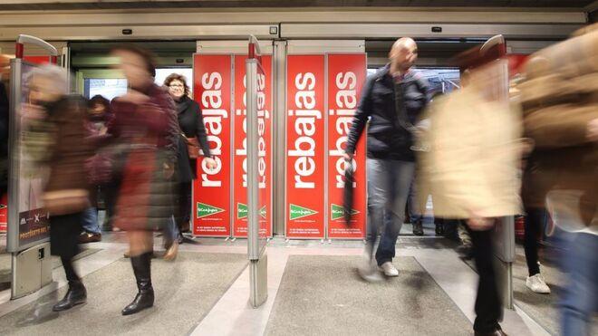 Los empresarios lamentan el fiasco de las rebajas de enero