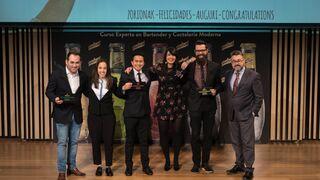 El I Reto Schweppes premia cinco creativos cócteles