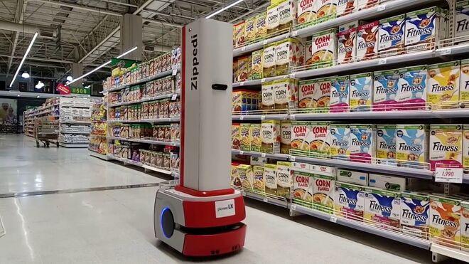 El robot que ya manda en los supermercados suramericanos