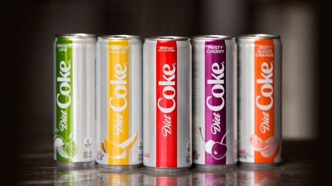 Llega otra Coca-Cola Light: nuevos envases y sabores