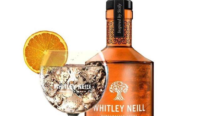 Whitley Neill comienza el año con tres novedades