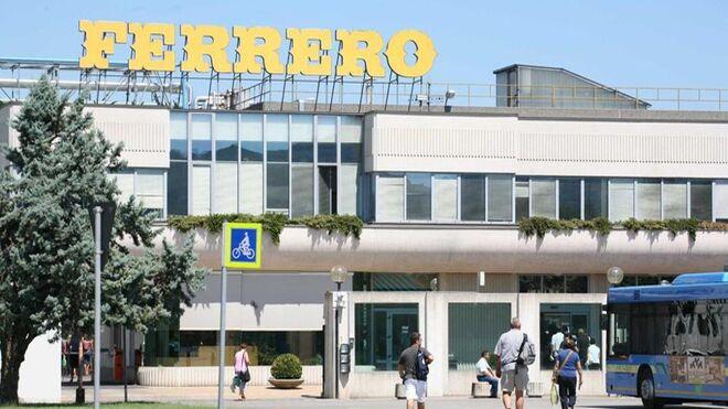 Ferrero compra la división de chocolate de Nestlé en EE UU
