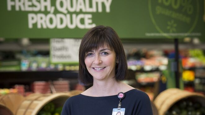 Judith McKenna, nueva 'jefa' de Walmart Internacional
