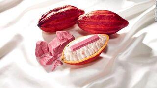 Nestlé ya vende el primer KitKat rosa de la historia