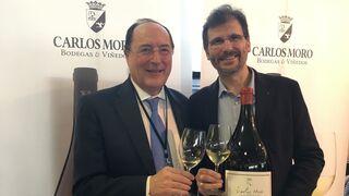 Carlos Moro presenta su primer vino de la D.O. Ribeiro