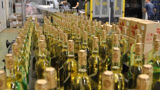 Desciende la producción de vino y mosto