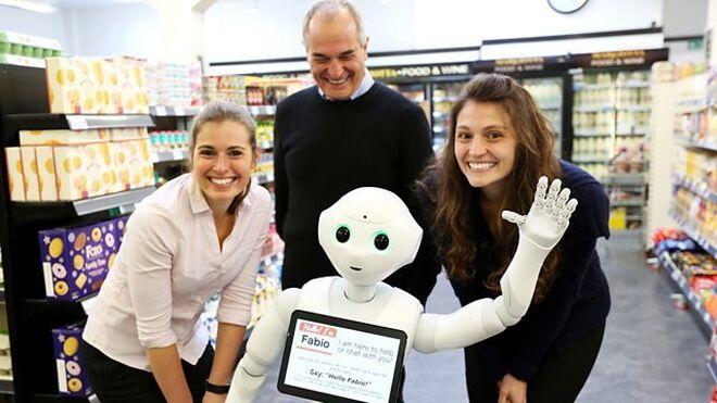 La historia del primer robot despedido en un supermercado