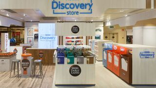 Gran estreno para Nestlé: abre su primera tienda en España