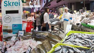 Eroski amplía su gama de pescado sostenible