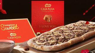 De los creadores de la pizza KitKat... llega otra sorpresa