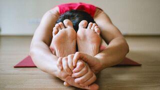Hacer yoga en un supermercado ya es posible