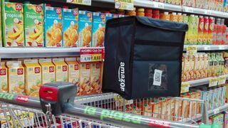 Grupo Dia y Amazon llevan su acuerdo a la ciudad de Valencia