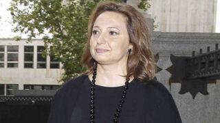 """Marta Álvarez, a los trabajadores de El Corte Inglés: """"Seremos líderes"""""""